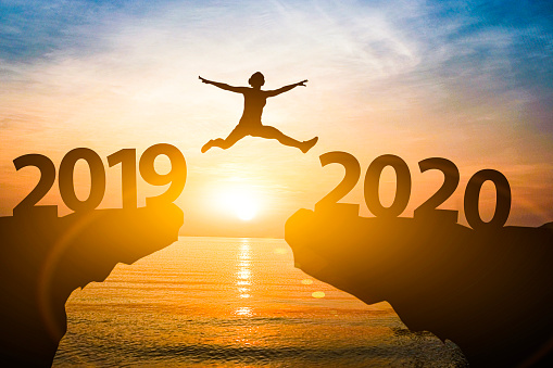 Leaving 2019 and jumping into 2020
